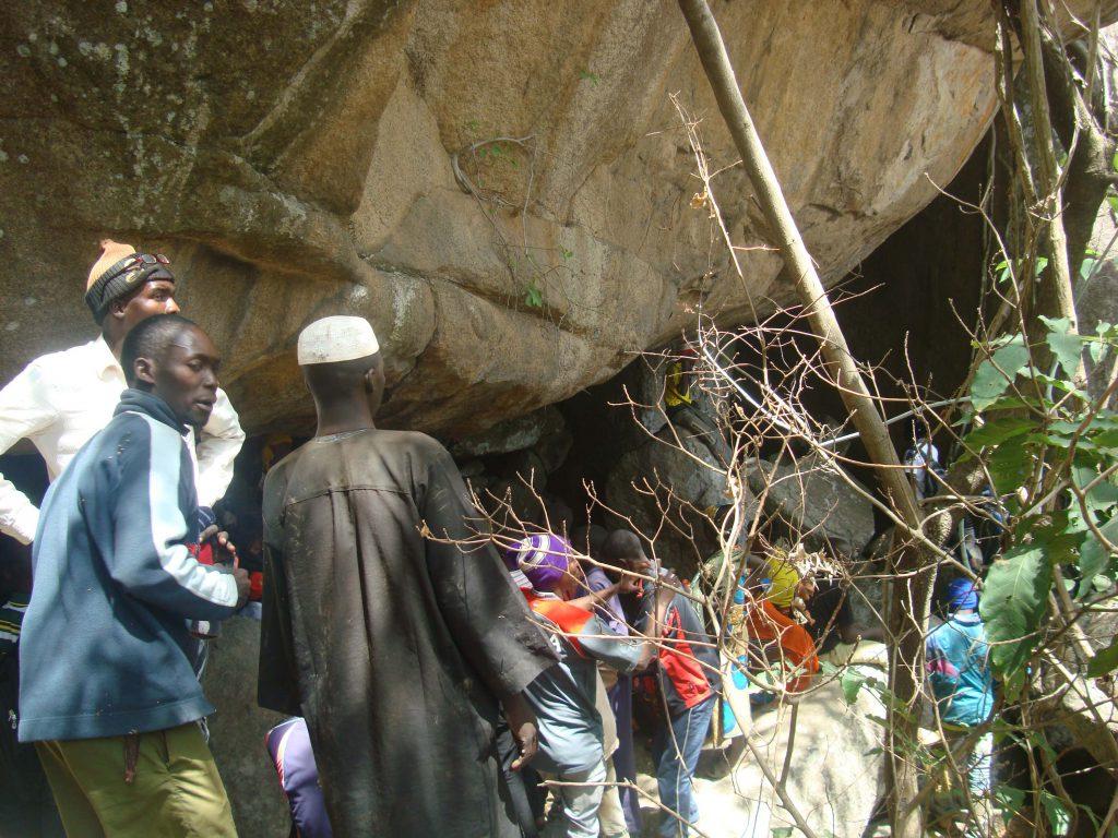 Grotte Nyem-Nyem : le sanctuaire de la bravoure
